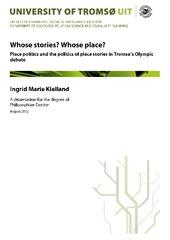 82e55d3f Whose stories? Whose place?