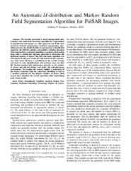 An Automatic U-distribution and Markov Random Field